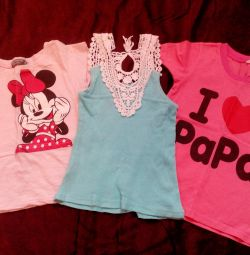 T-shirts for girls !!!