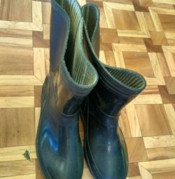 EXCHANGE Rubber boots