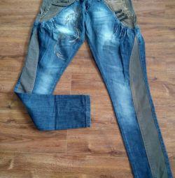 Νέα τζιν παντελόνια 42-44rr