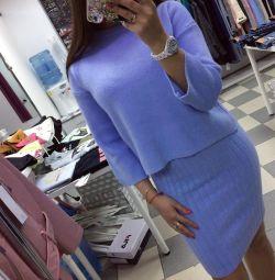 Φόρεμα + σακάκι