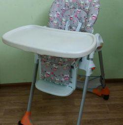 Παιδική καρέκλα Chikko Polly ΓΙΑ ΕΝΟΙΚΙΑΣΗ