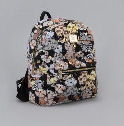 Рюкзак кошки