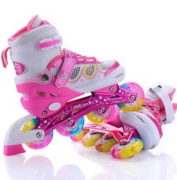 Rollers for children