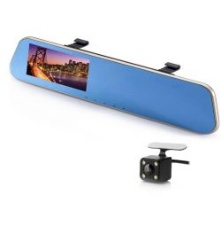 Vehicle DVR (with rear view camera)