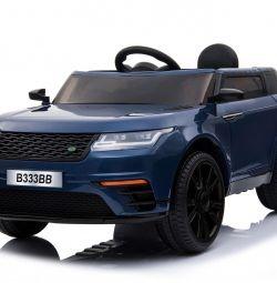 Children's electric car Range Rover B333BB Blue