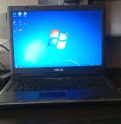 Selling laptop asus x51RL
