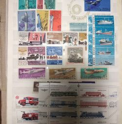 Transport on stamps