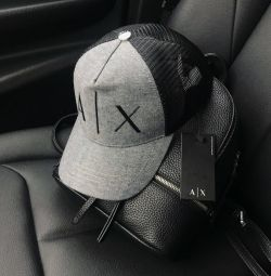Armani Exchange Baseball Cap