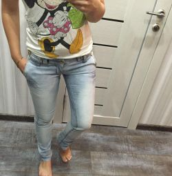 джинси Trussardi