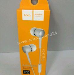 Headphones hoco M19