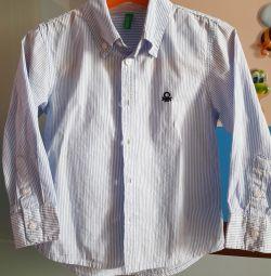 Benetton Shirt 100 cm