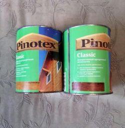 Pinotex impregnation