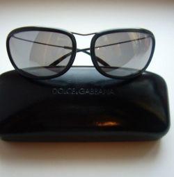 DOLCE & GABBANA, πρωτότυπο, Ιταλία, κομψά γυαλιά