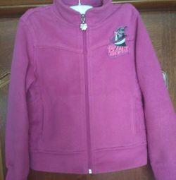 Children's fleece sweatshirt