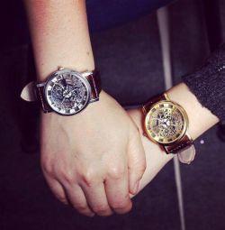 Σκελετό ρολόγια