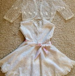 Rochie cu bolero elegant