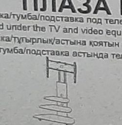Rack stand TV stand