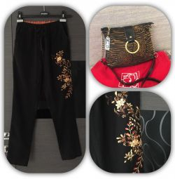 Spectacular new spring pants spring handbags
