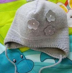 Demi-εποχή καπέλο για το κορίτσι
