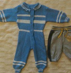 Τα πράγματα για ένα αγόρι 0-6 μήνες