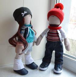 Κούκλες (χειροποίητες)