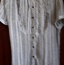 блузка шифонова