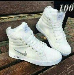 Ανδρικά παπούτσια Χειμώνας