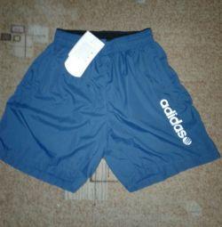 - new shorts