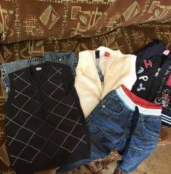 Ρούχα για το αγόρι