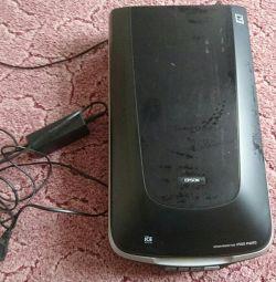 Epson v500 fhoto scanner