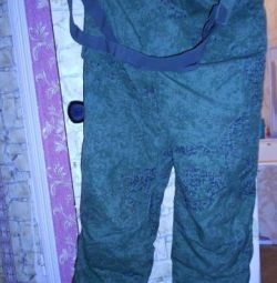 Military cotton pants (new) p.52-54