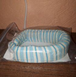 Shantz (bandaj) lastiği (yaka) 2,5 cm