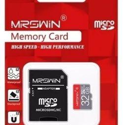 Κάρτα μνήμης 32,64 GB Κατηγορία 10