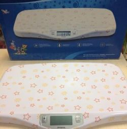Baby electronic scales