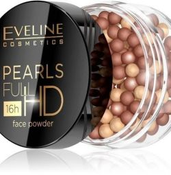 EVELINE PEARLS FULL HD Ball Powder - Bronzer (