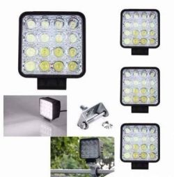 Diode headlamp 48 LED