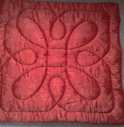 Pătură căptușită cu lenjerie pentru copii, 110 * 110 noi