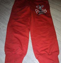 Trousers 92-98 cm