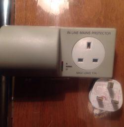Dispozitiv de protecție încorporat