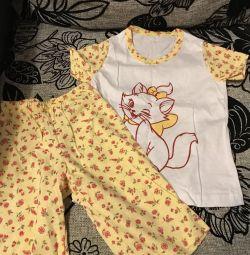 Pijamas r. 98-104
