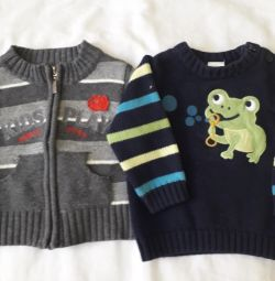 Blouses for babies 6-12 months