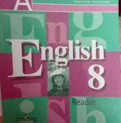 Английский язык 8 класс. Книга для чтения.