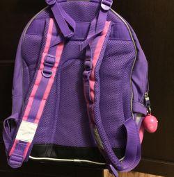 Школьный рюкзак Ecco для девочки