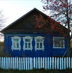 Polzo köyü. VLADIMIR BÖLGESİ