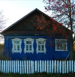 Polzo village. VLADIMIR REGION