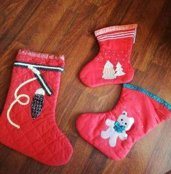Шкарпетки для новорічних подарунків