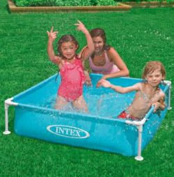 Pool frame 122 * 122 * 30