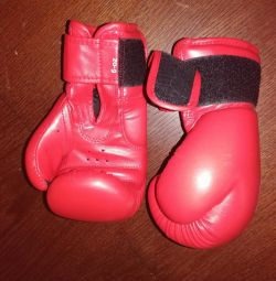 Boxing gloves size 6