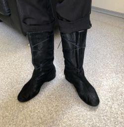 Τις μπότες του Thierry rabotin 39,5
