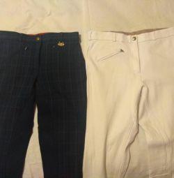 Binicilik pantolonu